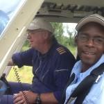 2013 Report - Pilot and translator, Sergio Ido.