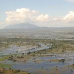 Tough problem - flooded farmland as far as eye can see